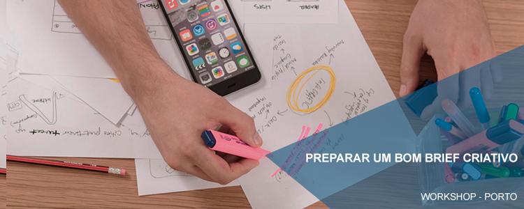 Workshop APAN - Preparar um bom brief Criativo